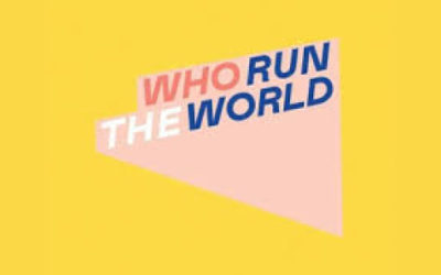 Guesting on the Who Run the World Podcast